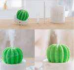 Ultrasonic Cactus Humidifier Night Light - RB Trends