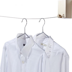 Indoor/Outdoor Retractable Clothesline - RB Trends