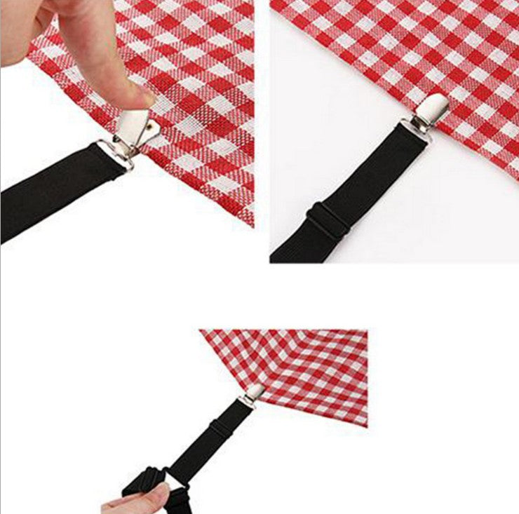 Bed Sheet Corner Grippers - RB Trends