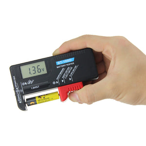 Digital Battery Tester - RB Trends