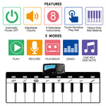 Musical Piano Mat - RB Trends