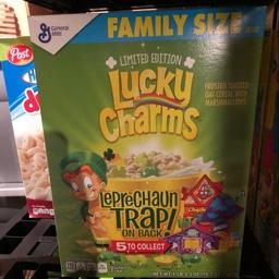 Lucky Charms Limited Edition