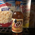 A&W Cream Soda 20oz