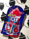 Dip-N-Lik Icee Popping Candy Cherry