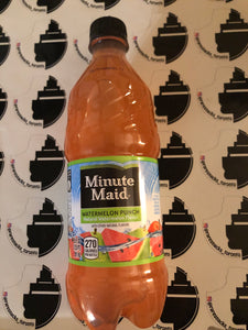 Minute Maid Watermelon Punch 20oz