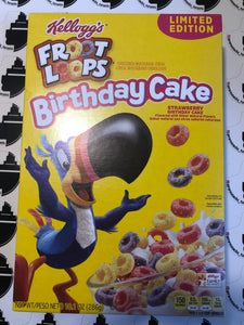 Froot loops Birthday Cake USA