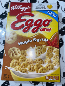 Eggo Maple Syrup Cereal 320g