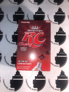 RC Cherry Cola Singles to Go