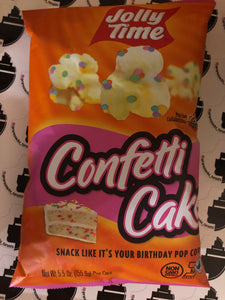 Jolly Time Confetti Cake Popcorn