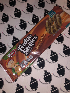 Keebler Fudge Stripes Caramel Toffee