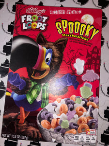 Froot Loops with Spooky Marshmallows 10.5oz