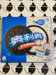 Oreo Birthday Cake Asian