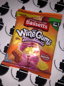 Wine Gums Mocktails UK 165g
