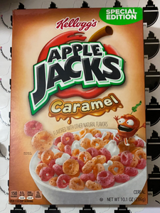 Apple Jacks Caramel 10.1oz