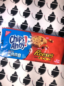 Chips Ahoy Reese's Pieces