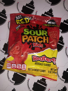 Sour Patch Kids Just Red 141g