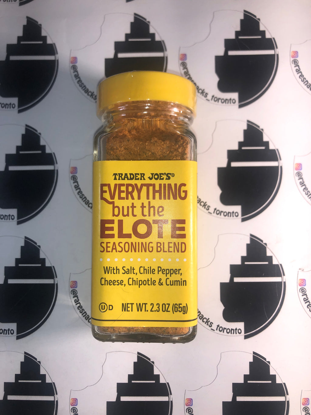 Trader Joes Everything but the Elote Seasoning
