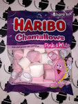 Haribo Chamallows Pink and White 200g
