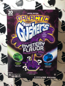 Fruit Gushers Galactic Limited Edition 20Pk
