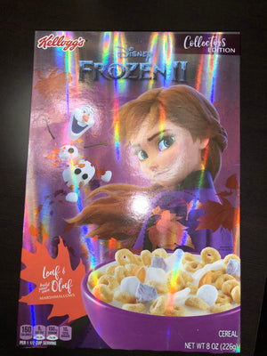 Frozen II Collectors Edition