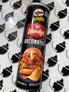 Pringle's Wendy's Baconator Limited Edition