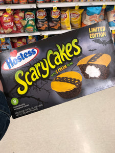 Hostess Scary Cakes