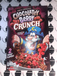 Captain Crunch Chocolatey Berry Crunch