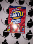 Sunny D Strawberry Orange singles to go