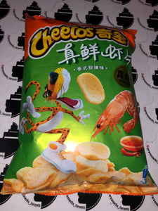 Cheetos Shrimp Sweet and Spicy 55g