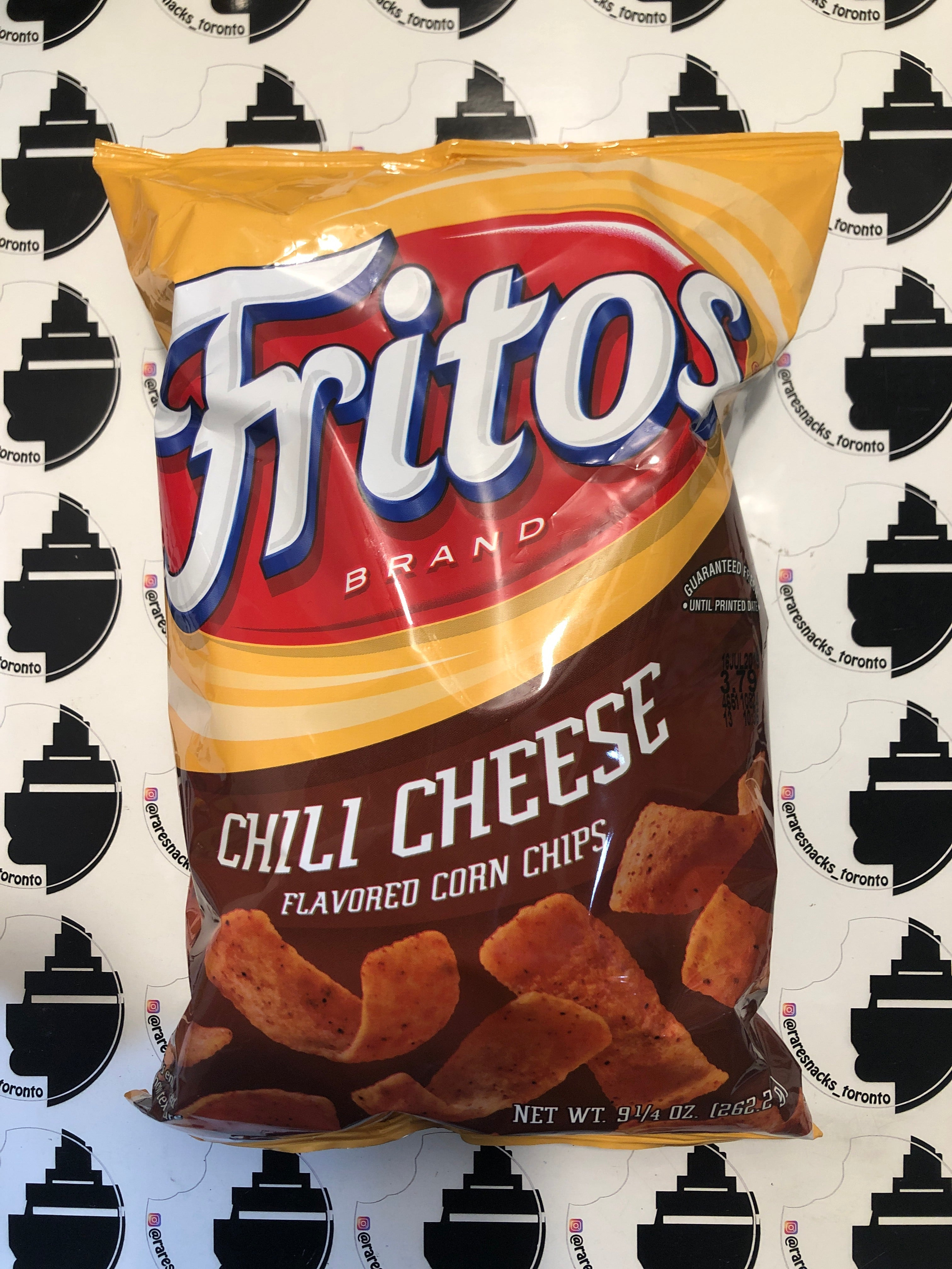 Fritos chili cheese
