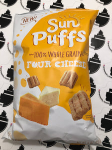 Sun Puffs Four Cheese 170G