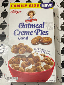 Little Debbie Oatmeal Creme Pie Cereal 411g