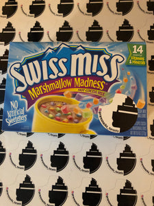 Swiss Miss Hot Cocoa Rainbow 8pk