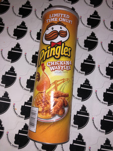 Pringles Chicken and Waffles Limited Edition