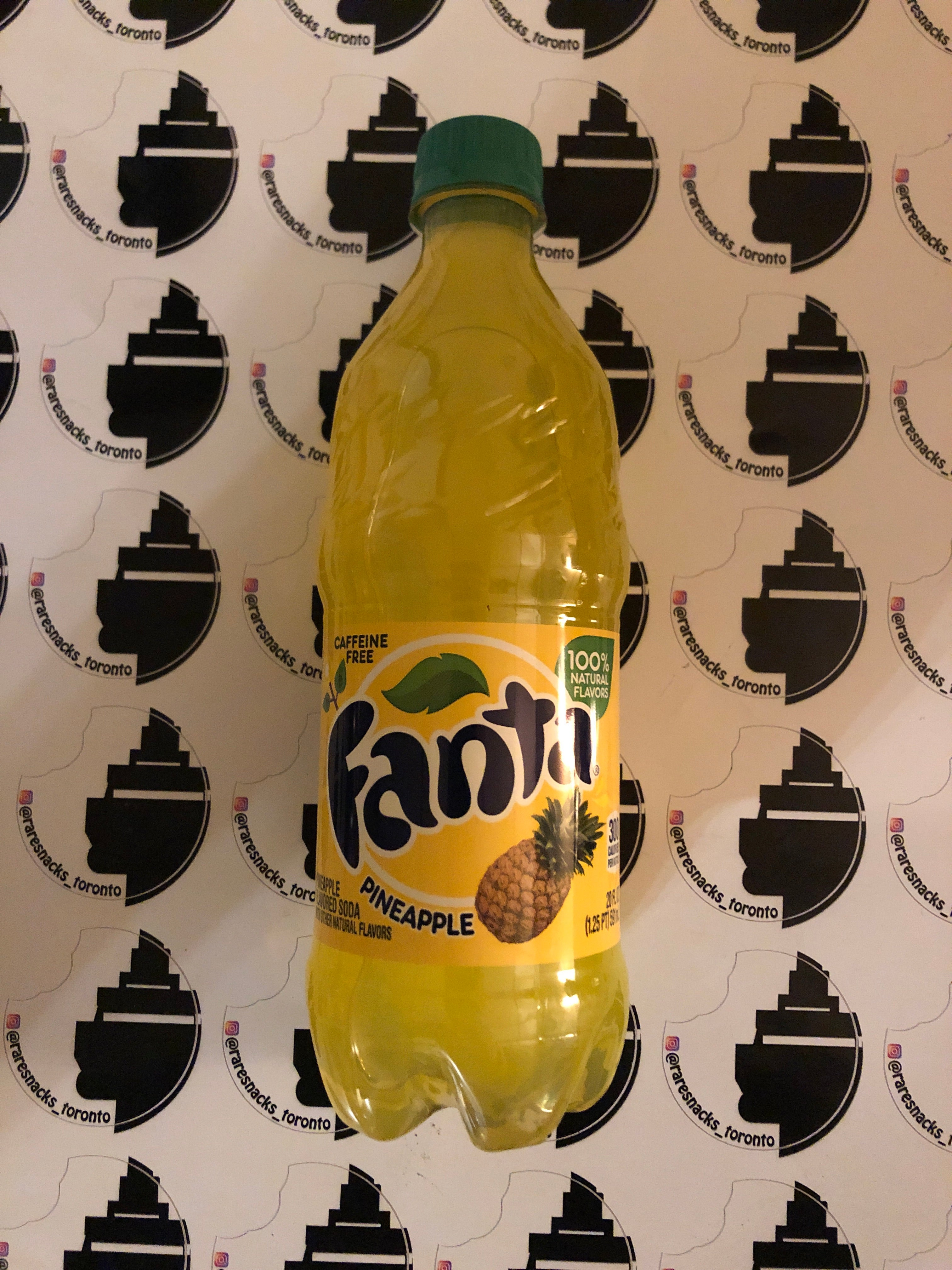 Fanta Pineapple 20oz