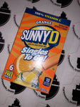 Sunny D Orange Singles to Go