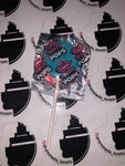 Charms Pops Cotton Candy 18g
