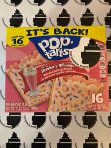 Poptarts Strawberry Milkshake 16pk