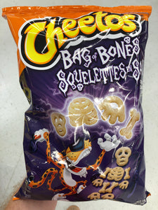 Cheetos Bag of Bones White Cheddar