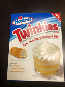 Hostess Twinkie Dessert Kit