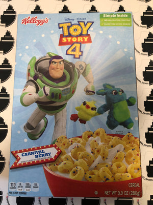 Toy Story 4 Carnival Berry Cereal