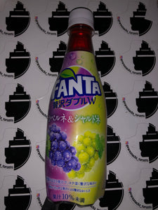 Fanta Double Grape