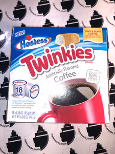 Hostess Twinkie Coffee Kcups 18pk