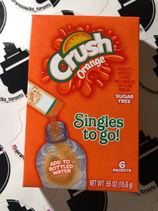 Crush Orange Singles to Go