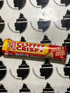 Coffee Crisp Double Double Bar 50g