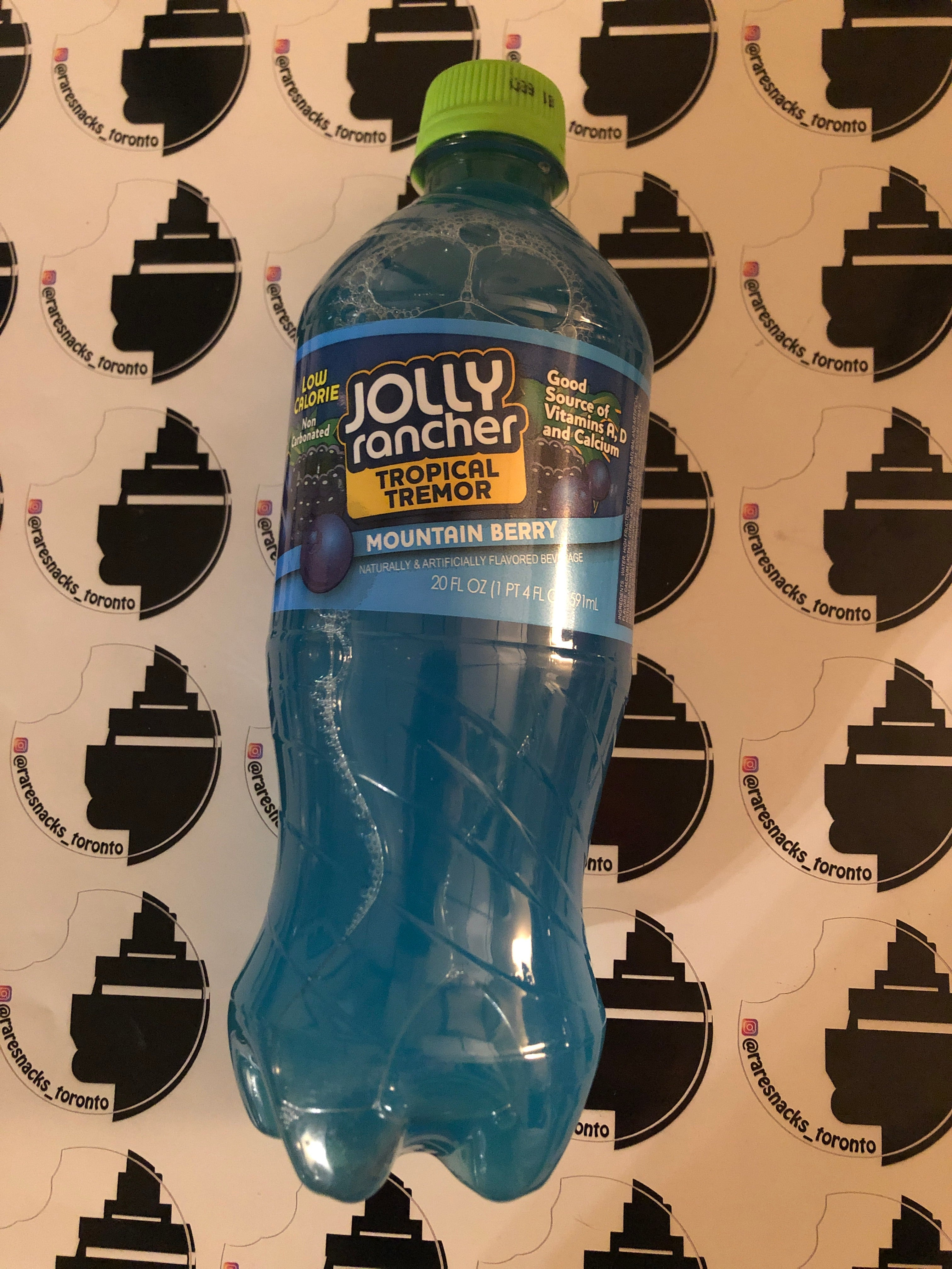 Jolly Rancher Tropical Tremor Mountain Berry 20oz