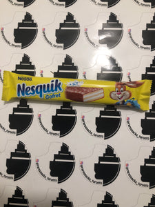 Nesquik GOFRET + Sut (Turkish)