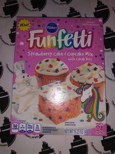 Pillsbury Funfetti Strawberry Cake Mix