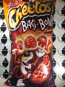 Bag of Bones Cheetos Flaming Hot