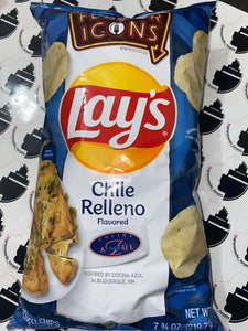 Lays Flavor Icons Chile Relleno 219g